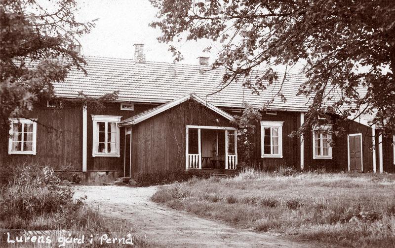 Lurens gård 1964