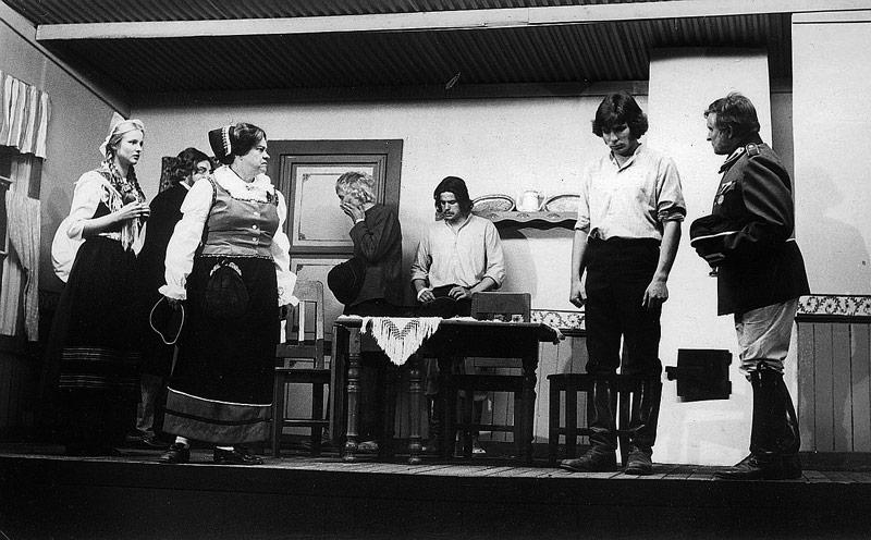 1975 Valborgsmässoafton