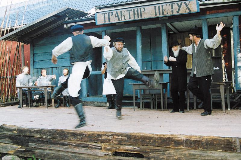 2002 Spelman på taket
