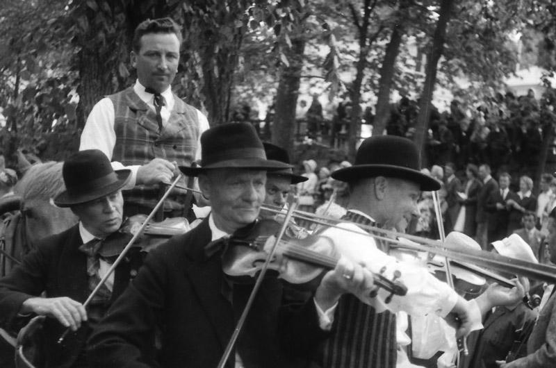 1964 Bondbröllop