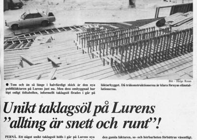 Borgåbladet 24 mars 1982