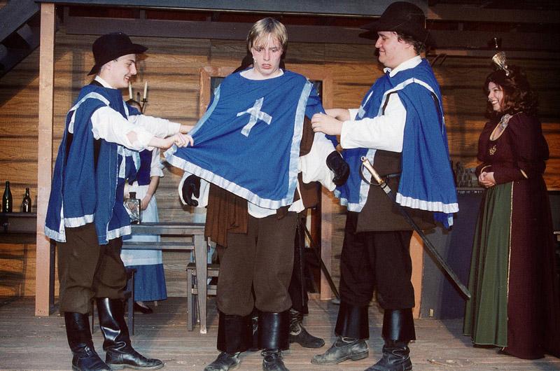 2003 De tre musketörerna