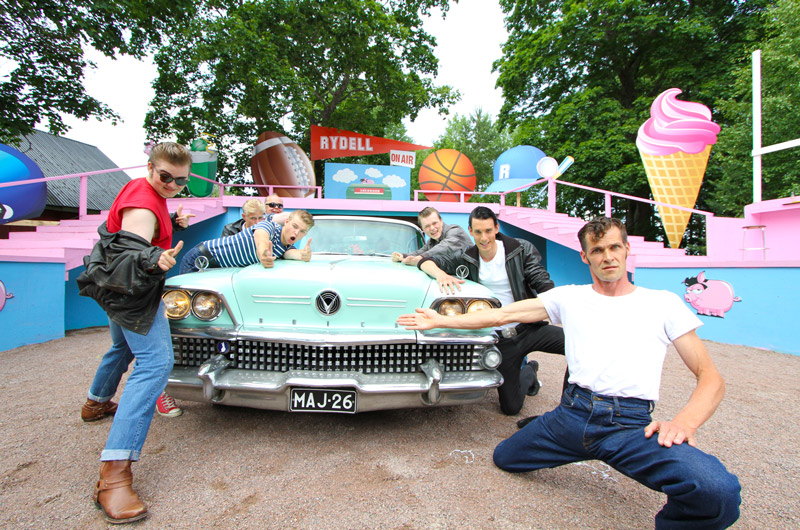 2011 Grease