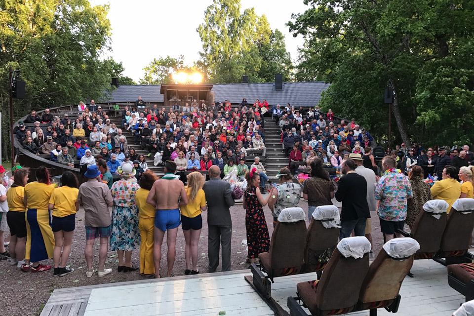 Finlandspremiären 30.6.2017