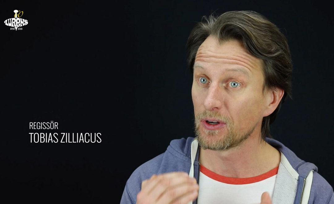 Regissören Tobias Zilliacus berättar om sommarens pjäs