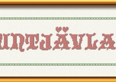 Juntjävlar logotyp