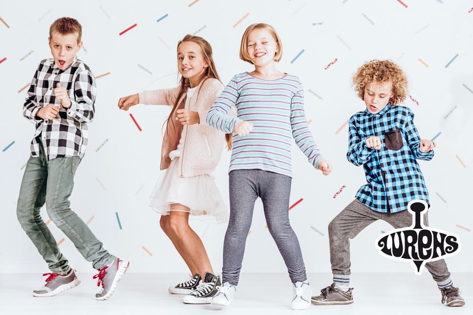 Kom med i Lurens MusikTeaterklubb för barn!
