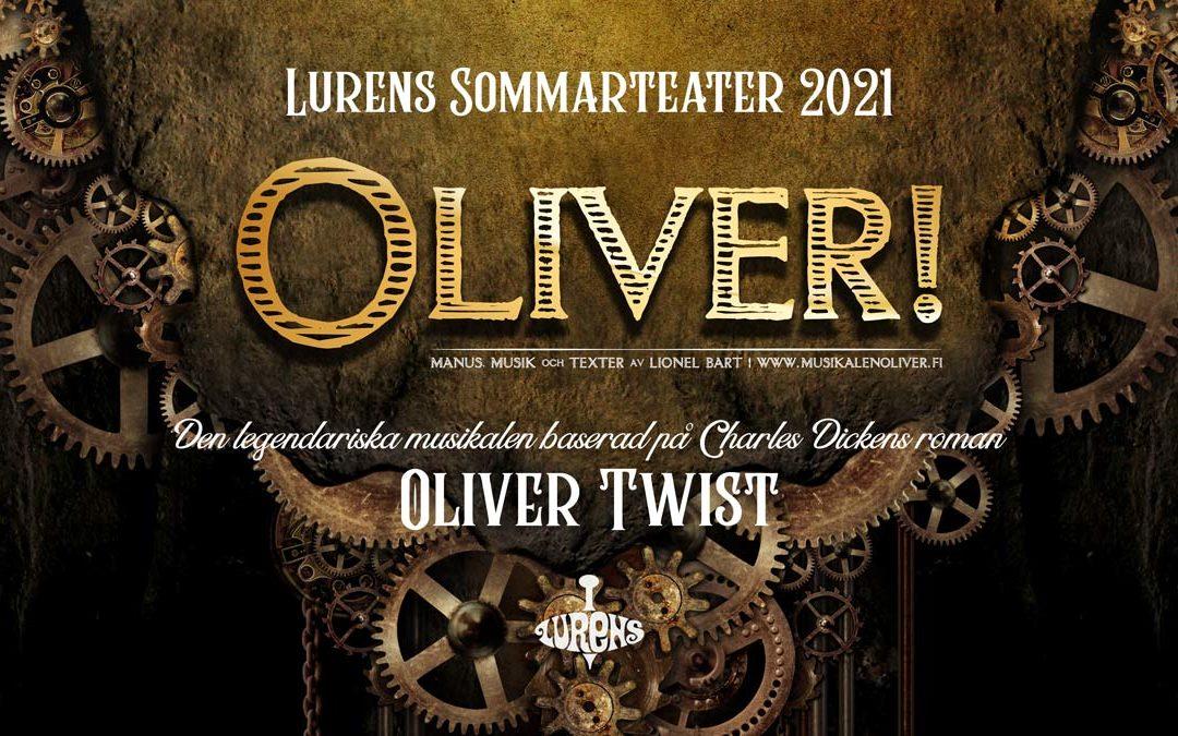 Ingen Oliver! på Lurens sommaren 2020